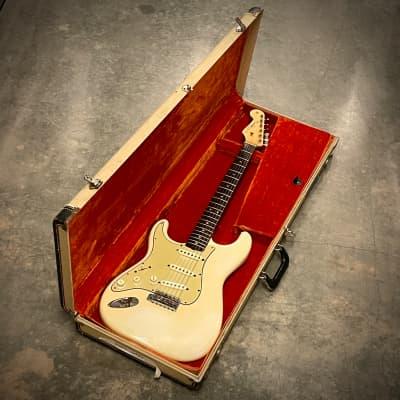 Fender Stratocaster Left Handed 1963