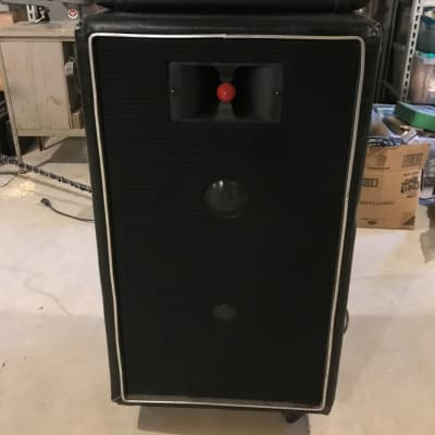 Vintage Ovation K6002 and K6100 Amplifier/Speaker