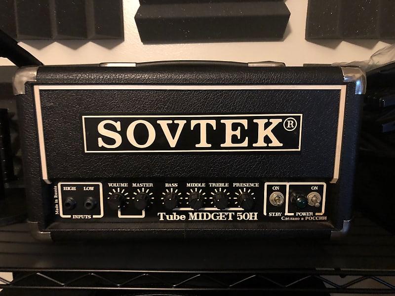 Goes beyond Sovtek tube midget