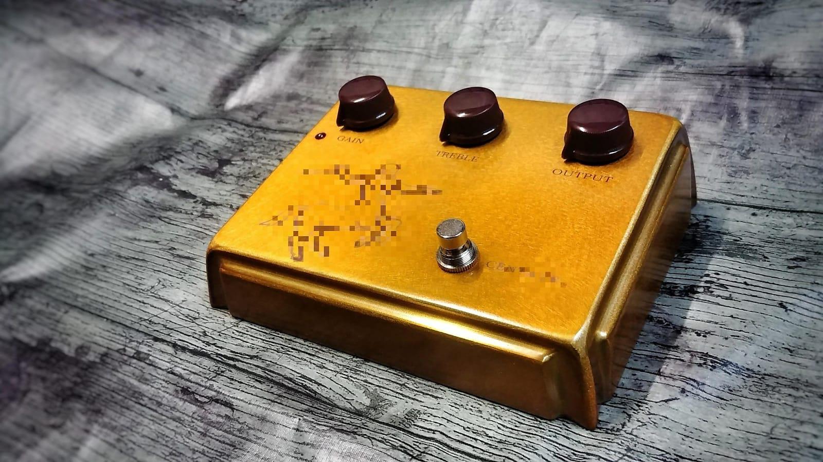 Decibelics Big Vintage Klone Gold Horsie Open Tail - Preorder