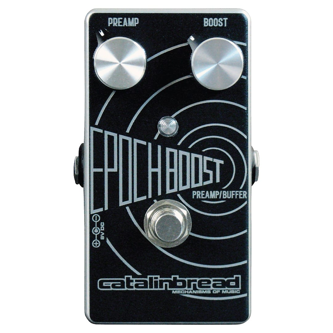 Catalinbread Epoch Boost EP-3 Preamp / Buffer Effects Pedal