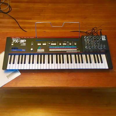 Roland JX-3P w/ PG-200 Controller