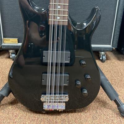 1994 Hamer B12L Chaparral 12 String with original case.