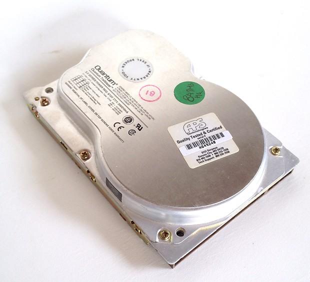 Quantum Trailblazer 840S IDE HDD SCSI E-mu EMU AKAI Hard Drive EIII EIIIX  EIV E4 E3 Emulator EOS #2