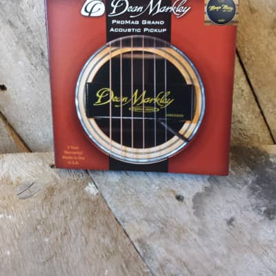 Dean Markley 3015 ProMag  Grand acoustic pickup for sale