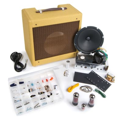 StewMac '57 Mini Tweed 5W Amp Kit for sale