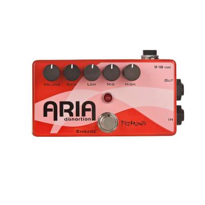 Pigtronix Aria Disnortion