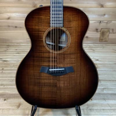 Taylor Custom GA Blackwood Acoustic- Natural for sale