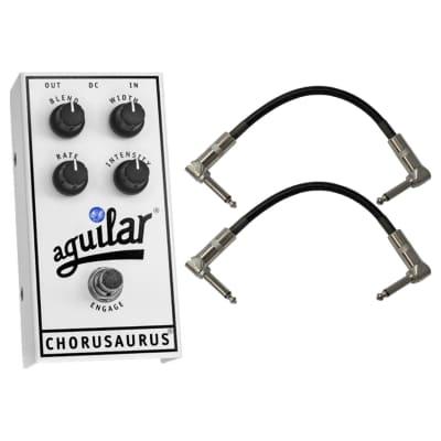 Aguilar Chorusaurus Analog Bass Comp Bundle for sale