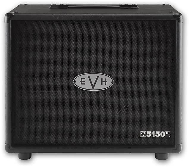 evh 5150 iii 1x12 straight cabinet black lark guitars reverb. Black Bedroom Furniture Sets. Home Design Ideas