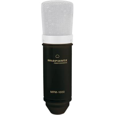 Marantz MPM-100 Large Diaphragm Condenser Microphone