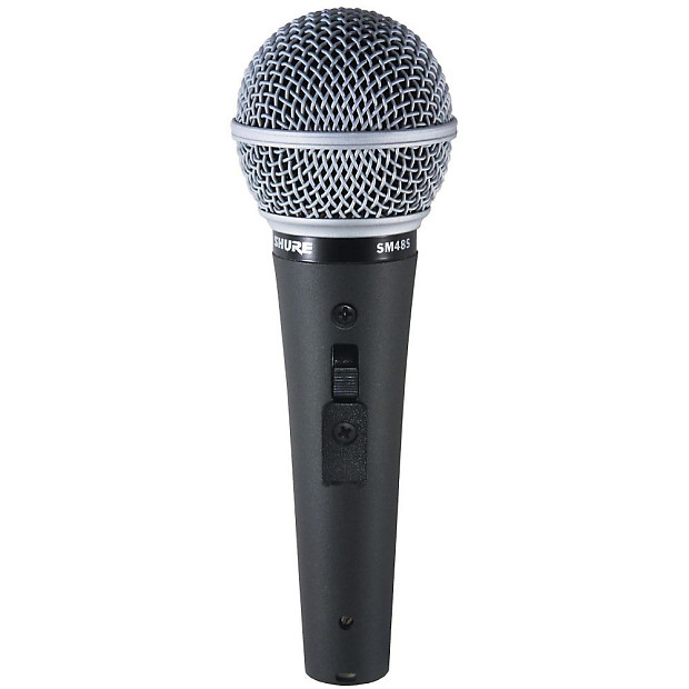 shure sm48slc dynamic vocal mic w switch zzounds reverb. Black Bedroom Furniture Sets. Home Design Ideas