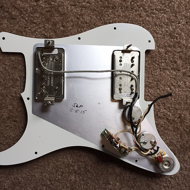 seymour duncan stratocaster pre wired pickguard loaded. Black Bedroom Furniture Sets. Home Design Ideas