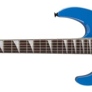 Jackson JS32L Dinky� DKA Left-Handed Rosewood Fingerboard Bright Blue for sale