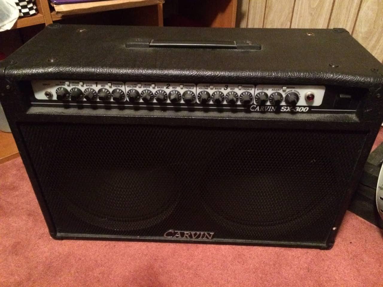 Carvin Sx300 Guitar Amp Schematics 1280x960