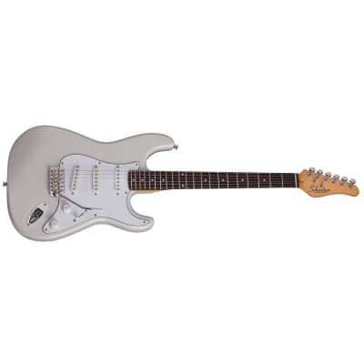 Schecter Traditional Standard Arctic White ARWT NEW Electric Guitar + FREE GIG BAG! for sale
