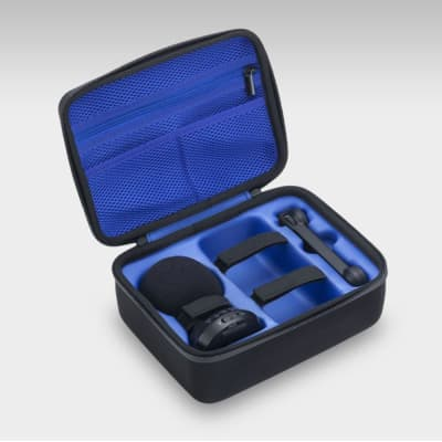 Zoom CBH-3 PROTECTIVE CASE for H3-VR Semi-hard Carrying Bag made from EVA