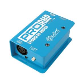 Radial Engineering ProRMP Studio Re-Amper Passive Re-Amping Direct Box