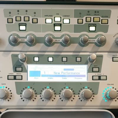 Kemper Amps Profiler Head Guitar Modeling Amp w/ Remote Controller Pedal