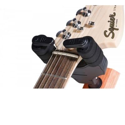 On-Stage GS8730NAWood Locking Guitar Hanger