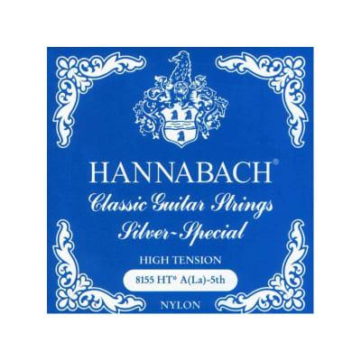 Hannabach 8155 HT A Classical Single Guitar String
