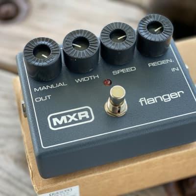 Jim Dunlop MXR M-117 Flanger Pedal