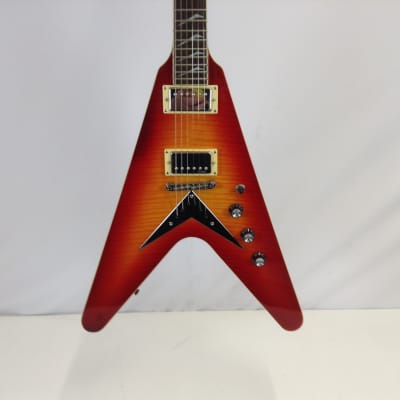 Hamer Vector XT Series Electric Guitar Sunburst for sale