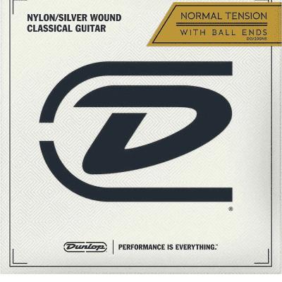 Dunlop DCV100NB Nylon Ball End Classical Guitar Strings - Normal Tension