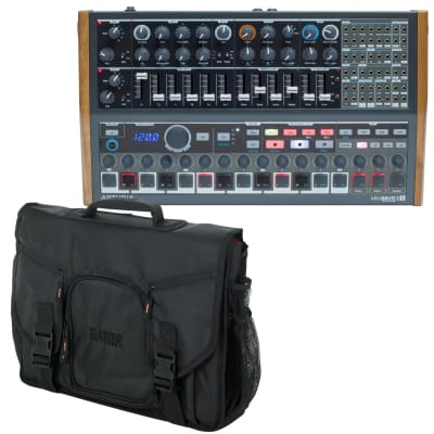 Arturia MiniBrute 2S Analog Synthesizer CARRY BAG KIT