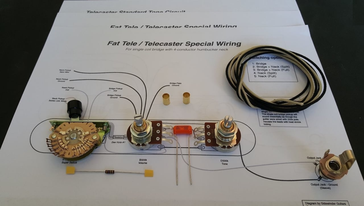 I Need Help With The Wiring On My Tele Manual Guide