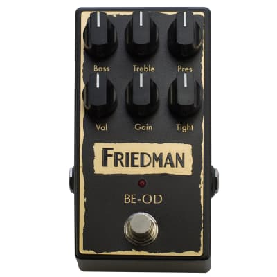 Friedman BE-OD Overdrive for sale