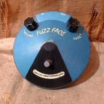 Dallas Arbiter Fuzz Face 1970s Blue image