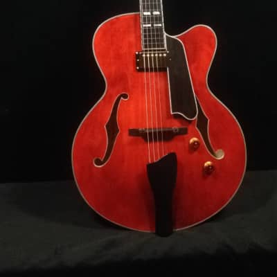 2018 Eastman AR 580 CE #0009 Honeyburst