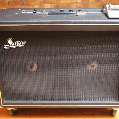Sano 250R All Tube 30W 1971 for sale