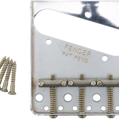 Fender Road Worn Tele Bridge Assembly