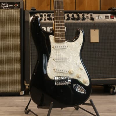 Squier CX Series Stratocaster Black (2002)
