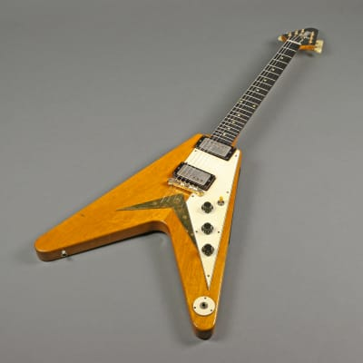 Gibson Flying V Natural 1958-1959
