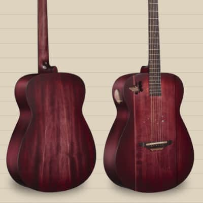 AMIS AOB 18 Entry Level Acoustic Guitar- Great Tone and Great Quality with great Value 2018 Mixed Co for sale