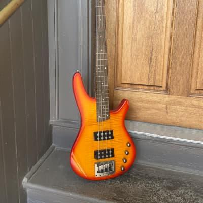 Ibanez SoundGear SRX500 Active Four String Bass for sale