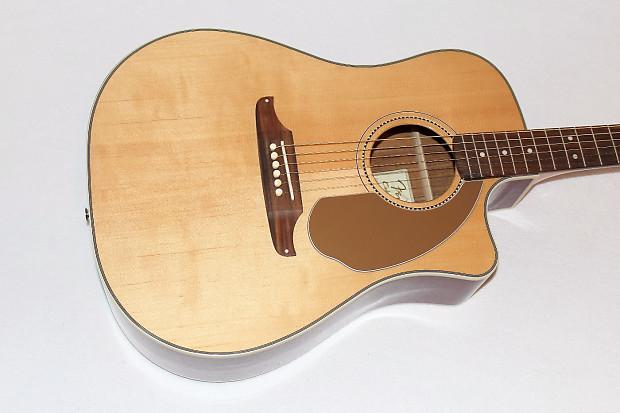 Fender Sonoran Sce Wildwood Iv Purple Heart Acoustic