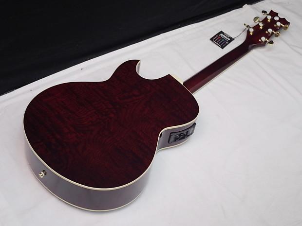 Dean PE FQA TBL   Guitar Model Review