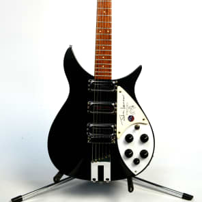 Rickenbacker 355JL:JG John Lennon Limited Edition New Old Stock 1992 with Case & More H56112 for sale