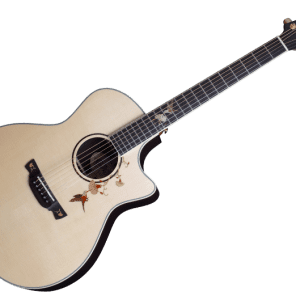Crafter TB-ROSE Plus Acoustic Electric Guitar for sale