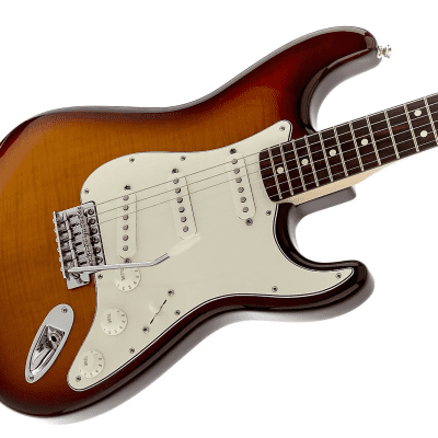Fender Standard Stratocaster Plus Top 2013 - 2017