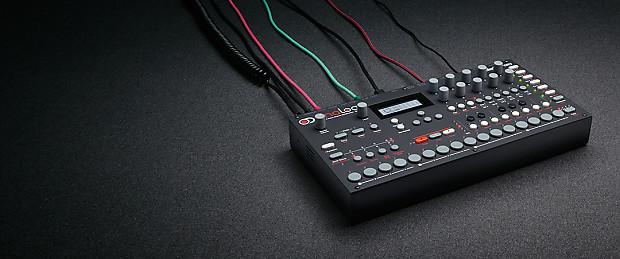 elektron analog four calistro music reverb. Black Bedroom Furniture Sets. Home Design Ideas