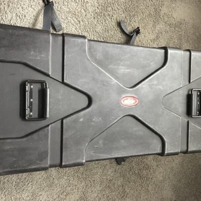 SKB X1 Trap / Roto-Molded Drum Hardware Case  w/ Internal Tray & Wheels
