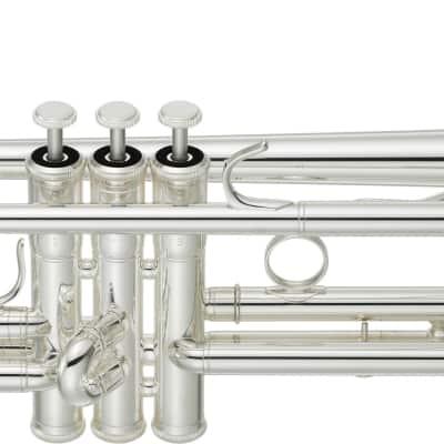Yamaha YTR-4335 GSII Intermediate Trumpet Silver Plated
