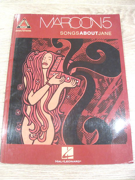 maroon songs about jane