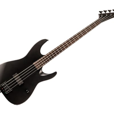ESP LTD M-4 Black Metal - Black Satin