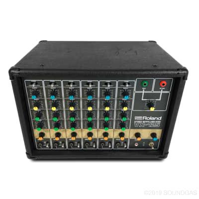 Roland VX-125 Mixing Amplifier 6-Channel Powered Mixer